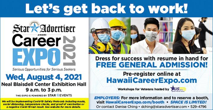 Hawaii Career Expo