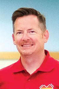 Dan Clarkson, district leader