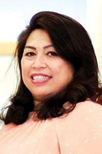 Fran Nakoa, district leader